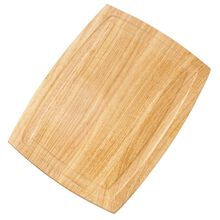 10 x 12 Wood Curved Cutting Board
