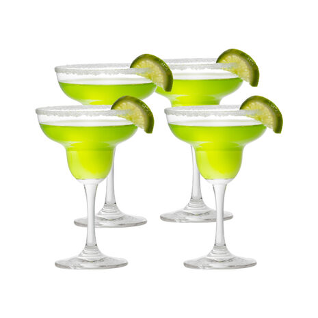 Margarita Glasses, Set of 4
