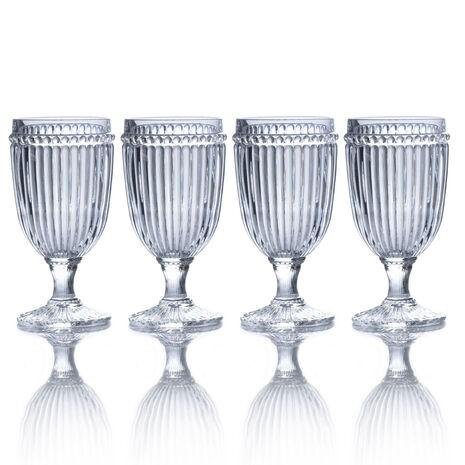 Set of 4 Iced Beverage Glasses