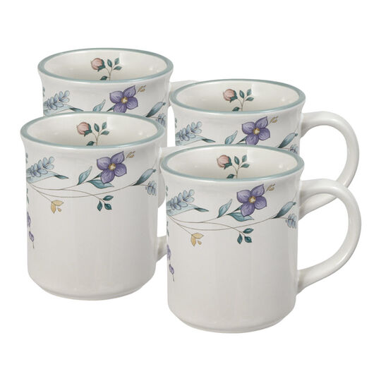 Set of 4 Mugs
