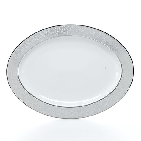14 Inch Oval Platter