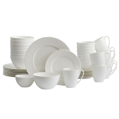 40 Piece Dinnerware Set