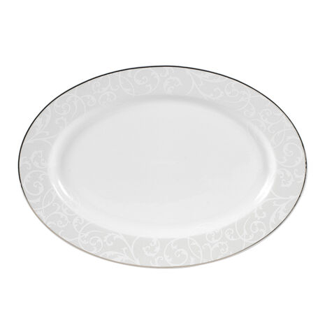 Pearl Oval Platter