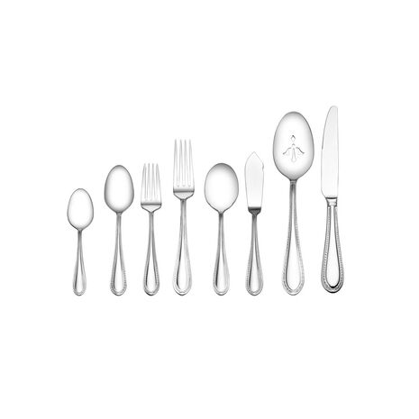 65 Piece Flatware Set with Caddy