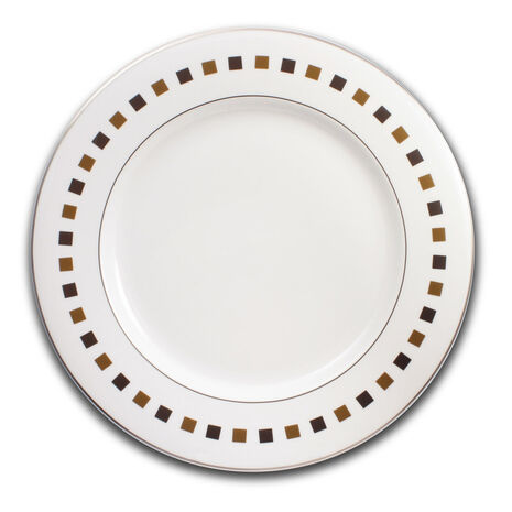 State House Round Platter