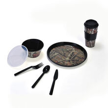 Travel 8 Piece Set