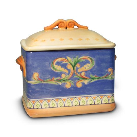 Anniversary Biscotti Jar