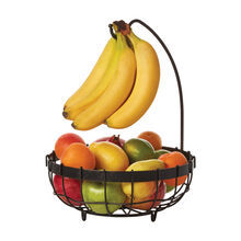 Marketplace Fruit Basket with Banana Hook