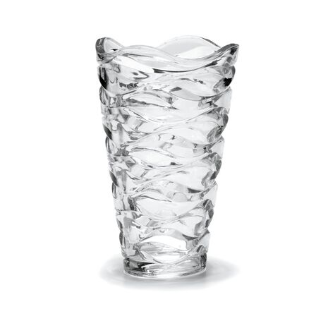 11 Inch Crystal Vase