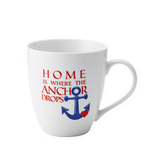 Home is Where The Anchor Drops Mug