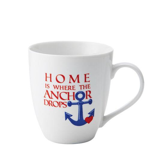 Home is Where The Anchor Drops Mug