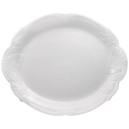 Large Oval Turkey Platter