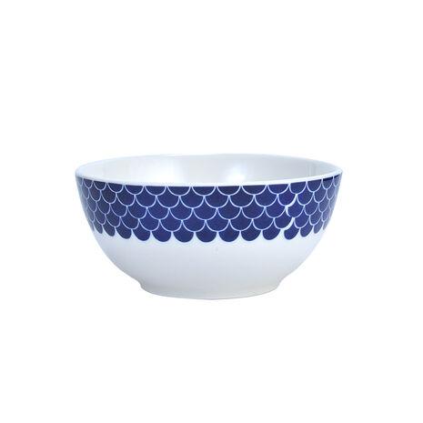 Cobalt Soup Cereal Bowl