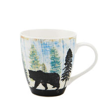 Wildlife Bear Mug