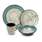 48 Piece Dinnerware Set, Service for 12