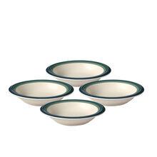 Set of 4 Rim Soup Bowls