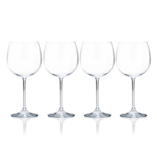 Set of 4 Balloon Goblets