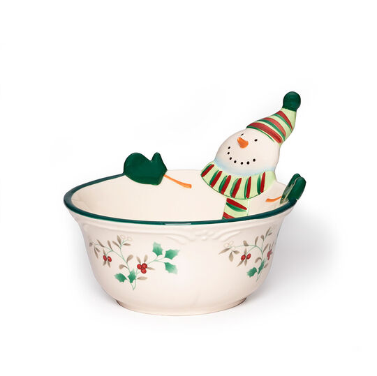 Snowman All Purpose Bowl
