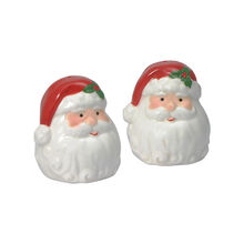Santa Salt and Pepper Set