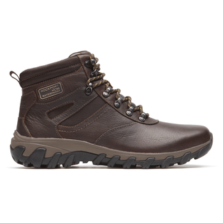 Cold Springs Plus Plain Toe Boot 2, CHOCOLATE LEATHER