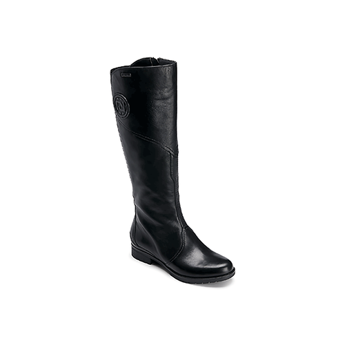 Tristina Gore Tall Boot, BLACK WP ES