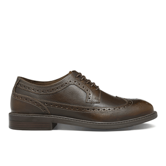 Grafton Grayson Wingtip in Brown