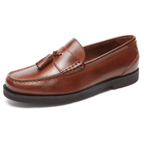 Modern Prep Tassel Loafer in Brown