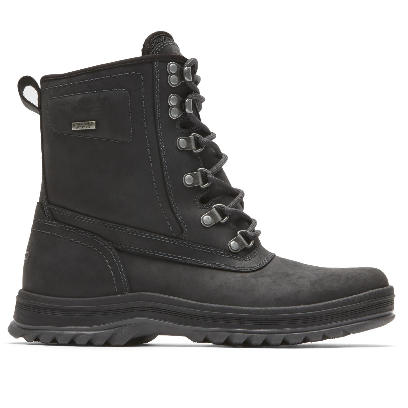 World Explorer High Boot, BLACK