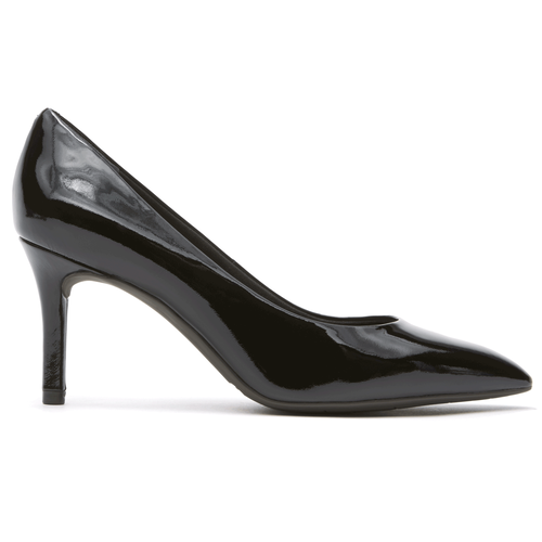 Total Motion Pointed Toe PumpTotal Motion Pointed Toe Pump - Women's Black Patent Heels