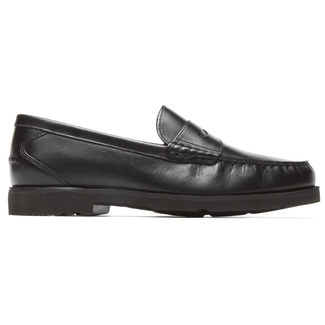 Modern Prep Penny Loafer in Black