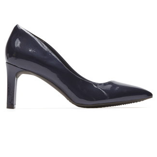 Total Motion Valerie Luxe Pump, DK SAPPHIRE PEARL PATENT