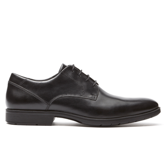 Total Motion PS Plain ToeRockport Men's Black Total Motion PS Plain Toe