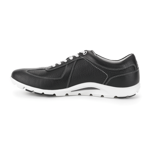 truWALKzero II T-Toe, Men's Black Sneakers