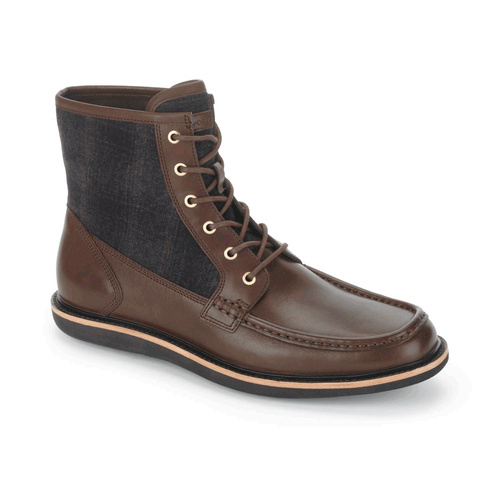 Eastern Parkway Casual Hi Moc Men's Boots in Brown