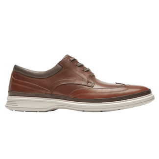 DresSports II Lite Wing Tip Oxford, NEW BROWN