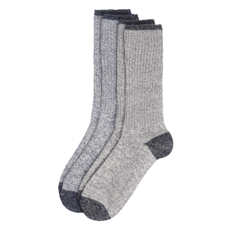 Light Weight Marled Socks, ASSORTED