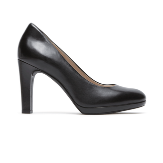 Seven To 7 Ally Plain Pump in Black