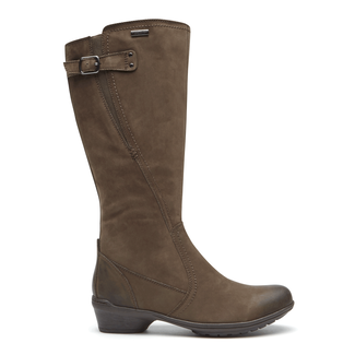 Cobb Hill Rayna Waterproof Tall Boot, STONE
