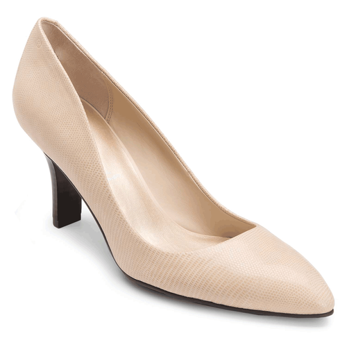 Lianna New Pump Women's Pumps in White