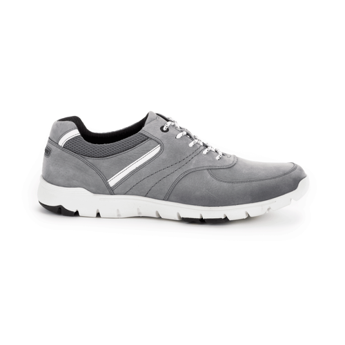 truWALKzero III Mudguard, Men's Gray Walking Shoes