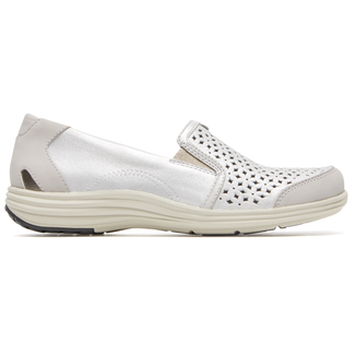 Bonnie Extended Size Women's Shoes in White