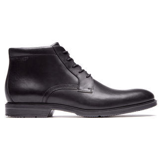 City Smart Waterproof ChukkaCity Smart Waterproof Chukka - Men's Black Boots