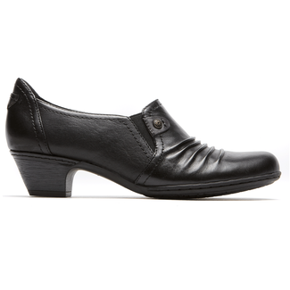Adele Cobb Hill by Rockport in Black