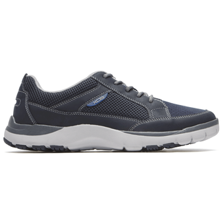 Kingstin Lace Sneaker Comfortable Men's Shoes in Navy