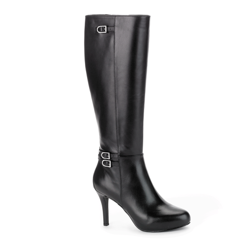 Seven to 7 High Tall Boot Women's Boots in Black