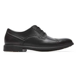 Madson Cap Toe, BLACK