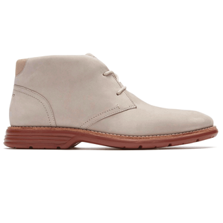 Rockport Men's Grey Total Motion Fusion Chukka