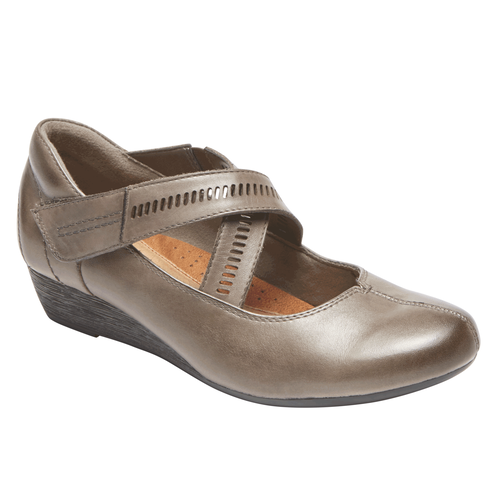 Cobb Hill Janet Cross Strap 2, STORMY GREY LTHR