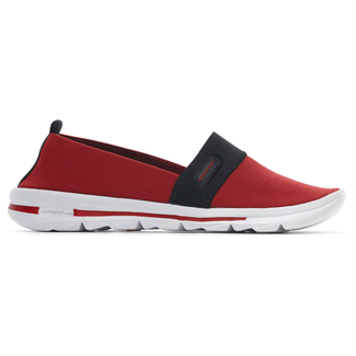 XCS Rock On Air Slip On  Women's Shoes in Red
