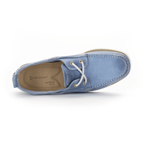 Coastal Springs 2 Eye Moc Stitch DownCoastal Springs 2 Eye Moc Stitch Down, Blue